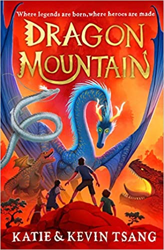 Dragon Mountain (Dragon Realm Book 1) - (PB)